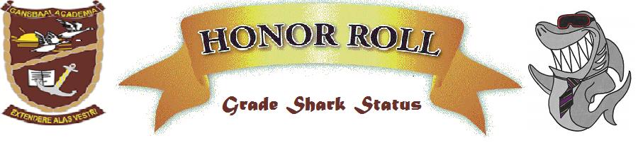 Shark Grade Status